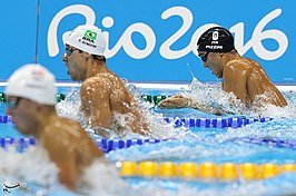 Swimming at the 2016 Summer Olympics – Men's 200 metre breaststroke 6.jpg