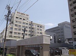 Synthesis Kamiiida 1st Hospital 20140624.JPG
