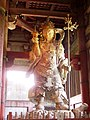 Tōdai-ji, Nara, Japan - right guardian.JPG