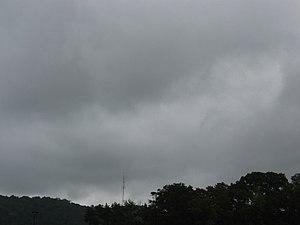Hurricane Hanna - Hanna caused rainfall as far inland as Huntington, West Virginia