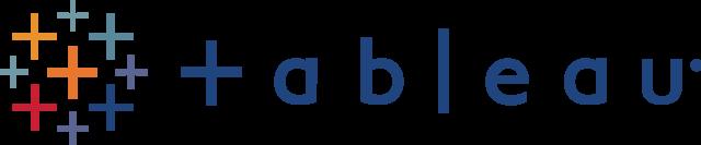 Logo van Tableau Software