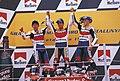 Tadayuki Okada, Àlex Crivillé and Sete Gibernau 1999 Catalunya.jpeg