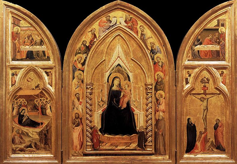File:Taddeo Gaddi - Triptych (interior) - WGA8395.jpg