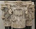 Taglia di rainaldo, capitello, 1100-1150 ca..JPG