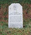 Taimah grave marker.JPG