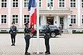 Tallinn Digital Summit. Meeting of Estonian President Kersti Kaljulaid and French President Emmanuel Macron (37117935510).jpg