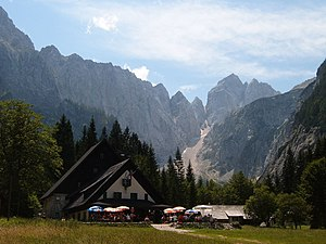 Triglav National Park - The Tamar Valley