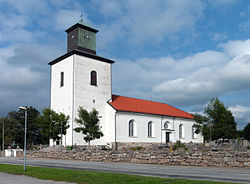 Tanum Church in August 2015