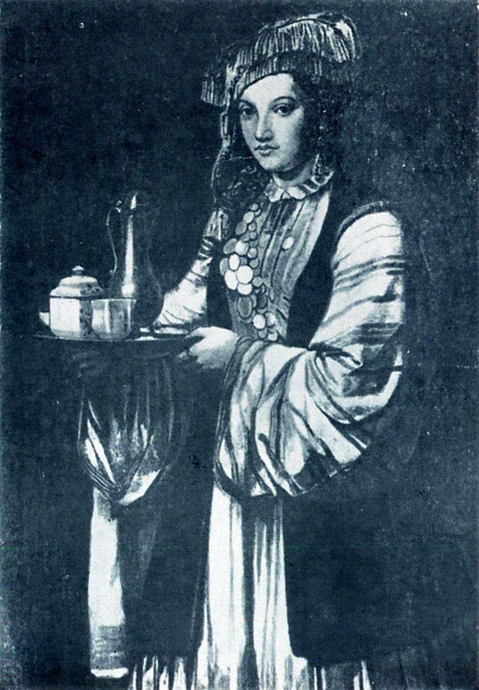 Tatar woman XVIII century