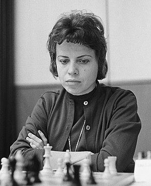 Tatiana Zatulovskaya - Tatiana Zatulovskaya in 1964