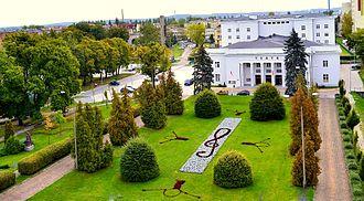 "Grudziądz - ""Theater"" Cultural Centre"