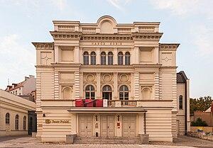 Teatro Polaco, Poznan, Polonia, 2014-09-18, DD 56