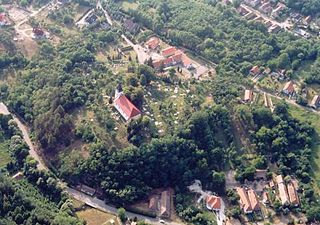 Telkibánya Village in Northern Hungary, Hungary