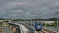 Ter Bayonne-Hendaye sur le pont sur l'Adour.jpg