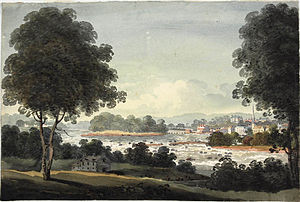 Terrebonne, Quebec - Terrebonne in 1810