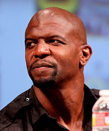 Terry Crews al Comic Con (2010)