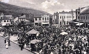 Tetovo - Tetovo Gorna Čaršija