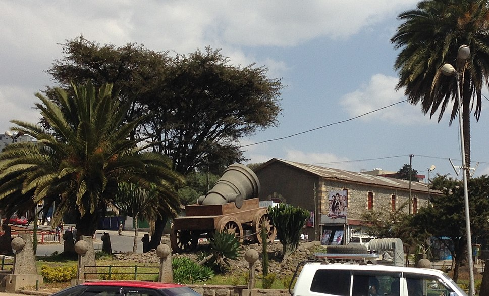 Tewodros Square