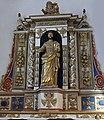 Thédirac - Église Saint-Roch de Thédirac - Chapelle Nord - Retable de saint Joseph -1.jpg
