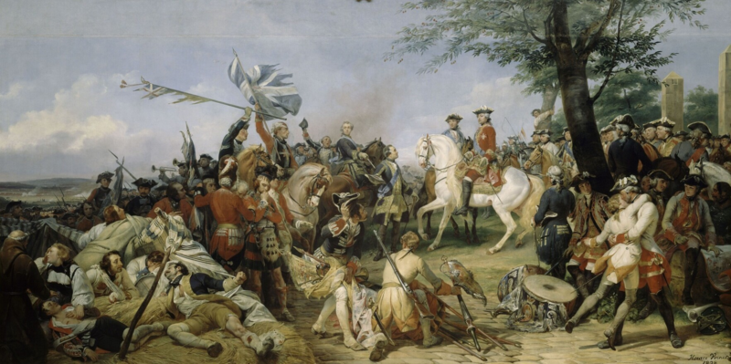 File:The Battle of Fontenoy, 11th May 1745.png