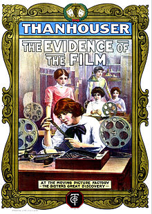 Description de l'image The Evidence of the Film poster.jpg.