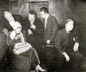 Jackie Saunders - The Flirting Bride  (1916)