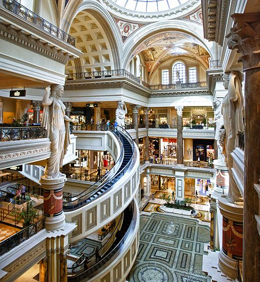 The Forum Shops at Caesars Palace (8276294113)