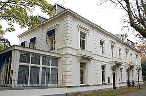 The Hague Institute for Global Justice - Image: The Hague Institute HQ