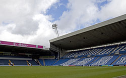 The Hawthorns pitch level.jpg