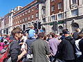 The Headrow on the day of the Grand Départ (5th July 2014) 002.JPG