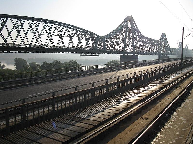 File:The King Carol I Bridge - panoramio.jpg
