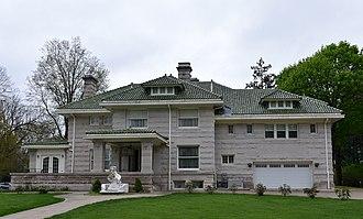 W.A. McNeill House - Image: The Mc Neill House