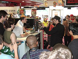 "James Rolfe - ""The Nerd"" accepts a challenge from The Nostalgia Critic."