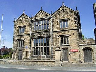 Prince Henrys Grammar School, Otley Voluntary controlled academy in Otley, West Yorkshire, England