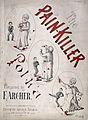 The Pain-killer Polka song, circa 1899. Wellcome L0023173.jpg
