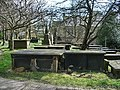 The Parish Church of St Peter, Burnley, Graveyard - geograph.org.uk - 763776.jpg