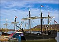 The Pinta and The Nina At Fort Smith Park (6350581512).jpg