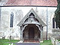 The Porch, Holy Trinity Church, Wonston - geograph.org.uk - 345842.jpg