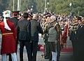 The President, Shri Ram Nath Kovind and the Prime Minister, Shri Narendra Modi at the 'Beating Retreat' ceremony, at Vijay Chowk, in New Delhi on January 29, 2018.jpg