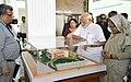 The Prime Minister, Shri Narendra Modi and the Prime Minister of Bangladesh, Ms. Sheikh Hasina during the inauguration of the Bangladesh Bhavan, at Santi Niketan, in West Bengal on May 25, 2018.JPG