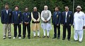 The Prime Minister, Shri Narendra Modi in a group photograph with the winners of Dronacharya Award of 2016, in New Delhi.jpg