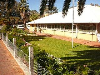 The Residency, Alice Springs