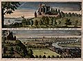 The Royal Observatory, Greenwich Hill, top, and the view of Wellcome V0013355.jpg