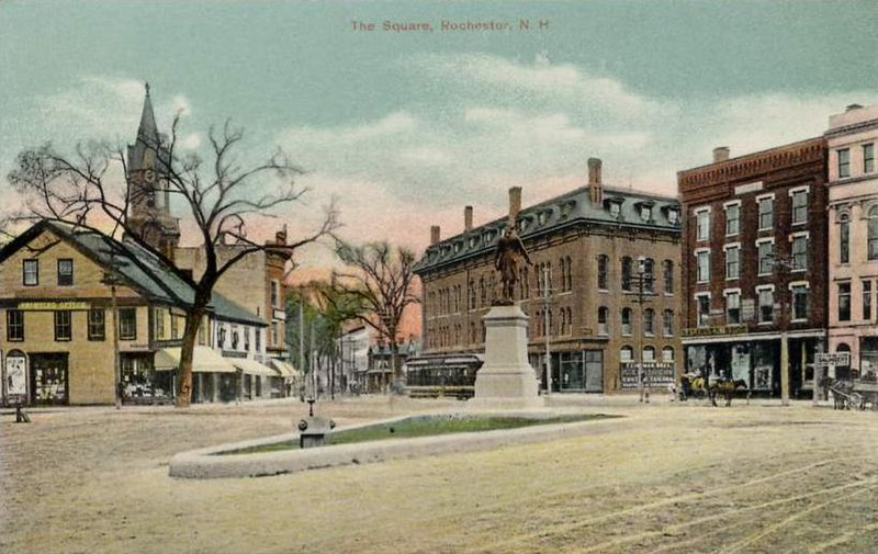 File:The Square, Rochester, NH.jpg - Wikipedia, the free encyclopedia