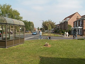 Haxby - Image: The Village, Haxby