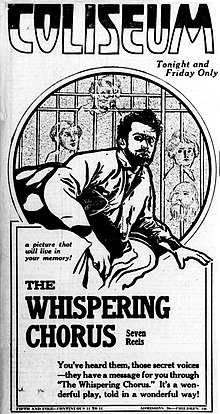 The Whispering Chorus 1918 newspaperad.jpg