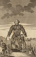 The Wicker Man of the Druids