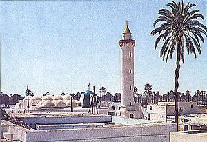 Zliten - Image: The Zawya of Abd es Salam El Asmar