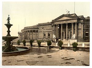 Henry Hill Vale (architect) - The Walker Art Gallery, Liverpool