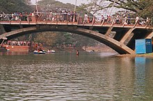 The bridge over Dhanmondi Lake.jpg